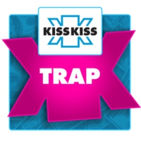 Logo of radio station Kiss Kiss - Trap