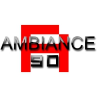 Logo of radio station Ambiance 90
