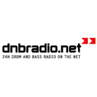Logo of radio station DNB