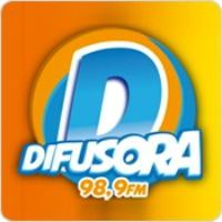 Logo de la radio Radio Difusora 98.9