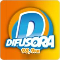 Logo of radio station Radio Difusora 98.9