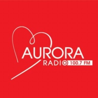 Logo of radio station Radio Aurora 100.7