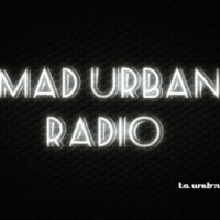 Logo of radio station MAD URBAN RADIO