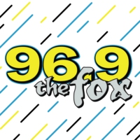 Logo of radio station WWWX 96.9 The Fox
