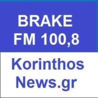 Logo of radio station Brake FM 100.8