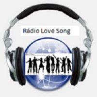 Logo of radio station Rádio Love Song