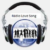 Logo of radio station Rádio Love Song