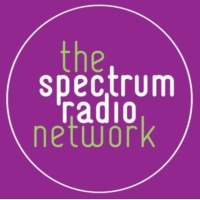Logo of radio station Spectrum Radio Network