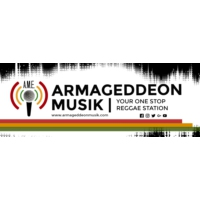 Logo of radio station Armageddeonmusik Radio