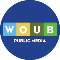 Logo of radio station WOUB AM 1340