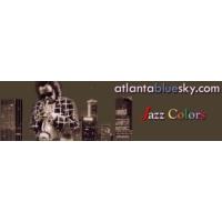 Logo de la radio Atlanta Blue Sky - Jazz Colors