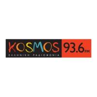 Logo of radio station Kosmos Radio 93.6 ΕΡΤ - ΕΡΤ Κόσμος 93.6