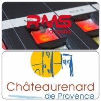 Logo de la radio RMS CHATEAURENARD