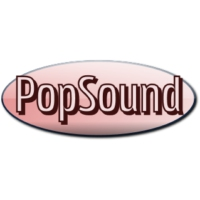 Logo de la radio Pop Sound
