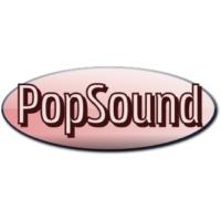Logo of radio station Pop Sound