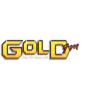 Logo of radio station Gold FM Fiji
