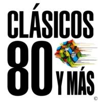 Logo de la radio Clásicos 80 y Más