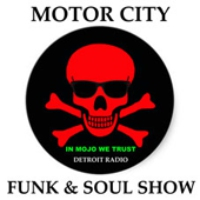 Logo de la radio The Motor City Funk and Soul Show with Mr. Mojo