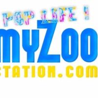 Logo of radio station MyZoostation
