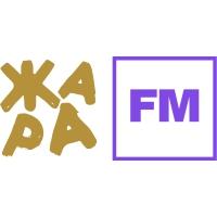Logo of radio station Жара FM