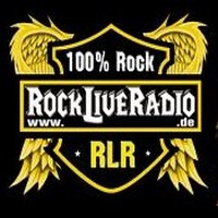 Logo of radio station Rock Live Radio