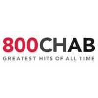 Logo de la radio 800 CHAB