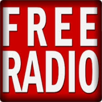 Logo of radio station free radio