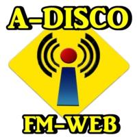 Logo of radio station A DISCO-FM-WEB
