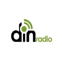 Logo of radio station Din Radio