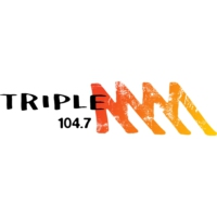 Logo of radio station Triple M Adelaide 104.7