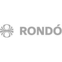 Logo of radio station RÚV Rondo