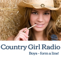 Logo of radio station Country Girl Radio