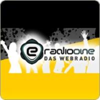 Logo de la radio Eradio One Red