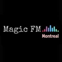 Logo de la radio Magic FM Montreal