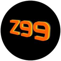 Logo of radio station Z99.FM