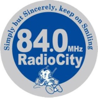 Logo of radio station 中央エフエム