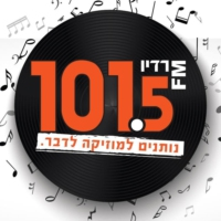 Logo of radio station רדיו 101.5FM