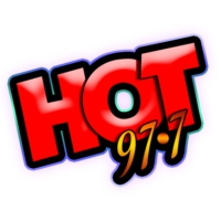 Logo of radio station Hot 97.7