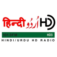 Logo de la radio CMR 101.3 HD3