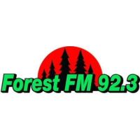 Logo of radio station Forest Fm