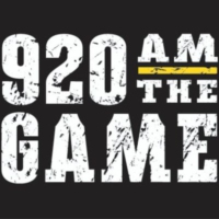 Logo of radio station KBAD 920AM The Game