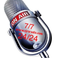 Logo of radio station CJRS Radio Montréal