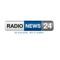 Logo of radio station Radio News 24