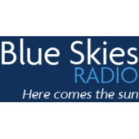 Logo of radio station Blue Skies Radio