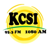 Logo of radio station KCSI 95.3 FM