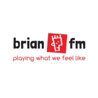 Logo of radio station Brian FM Nelson