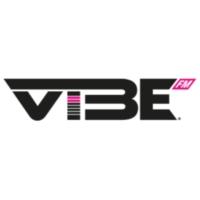 Logo de la radio ViBE FM - PURE UNDERGROUND!