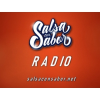 Logo of radio station Salsa Con Sabor Radio