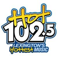 Logo de la radio WLTO HOT 1025