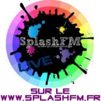 Logo de la radio Splash FM Webradio
